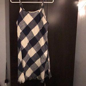 Platted dress